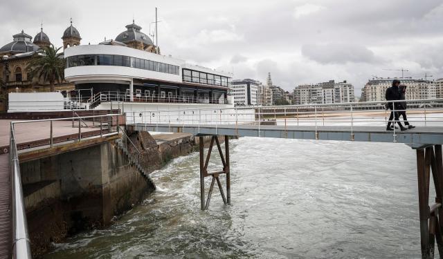 Piden prisión provisional para 6 de los 7 detenidos por la paliza de Donostia
