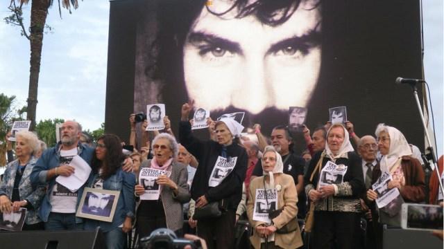 La llama de la justicia por Santiago Maldonado, viva a dos años de su desaparición