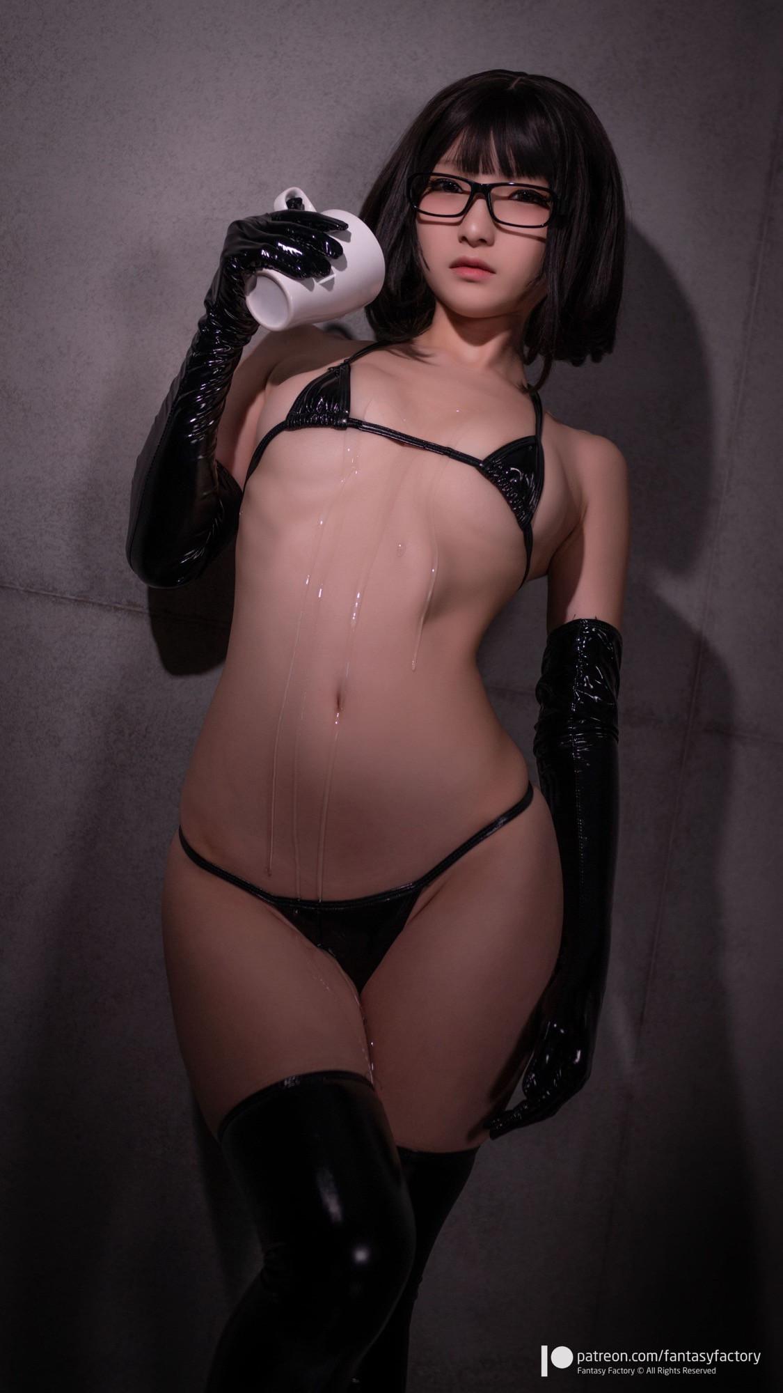 台湾超人気コスプレイヤーのエロ画像 小丁こまち Kochou2-007