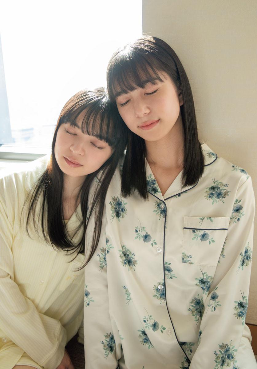 [Weekly Shonen Sunday] 2021 No.18 上國料萌衣 井上玲音 011