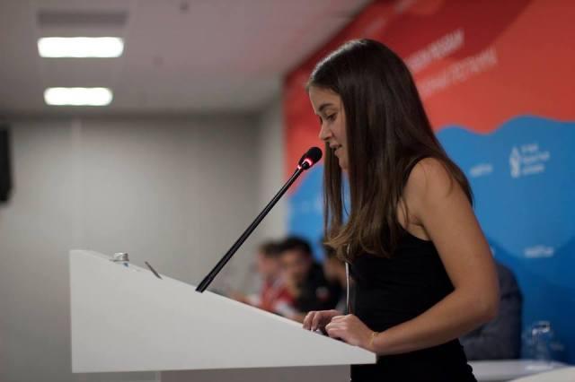 """Marina Gómez (PCTE): """"Prohibiremos las casas de apuestas"""""""