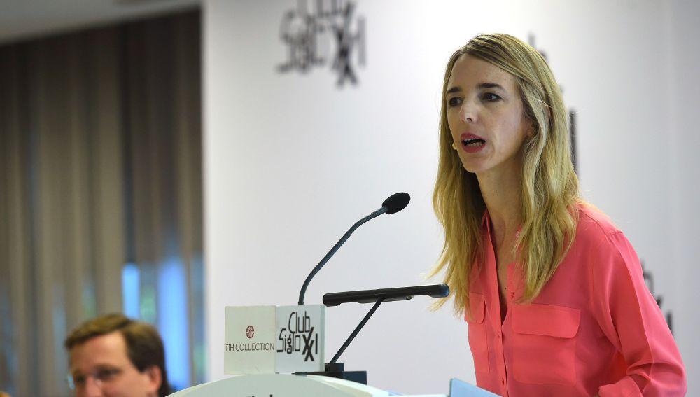 Álvarez de Toledo, desatada: «el momento político actual es más difícil que cuando ETA mataba»