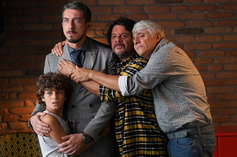 """L'attore Dino Abbrescia con il film """"Modalità aereo"""", ospite del Sudestival"""