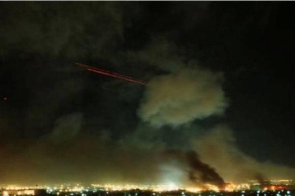 Irán ataca con misiles dos bases aéreas de Irak que albergan fuerzas de EE.UU.