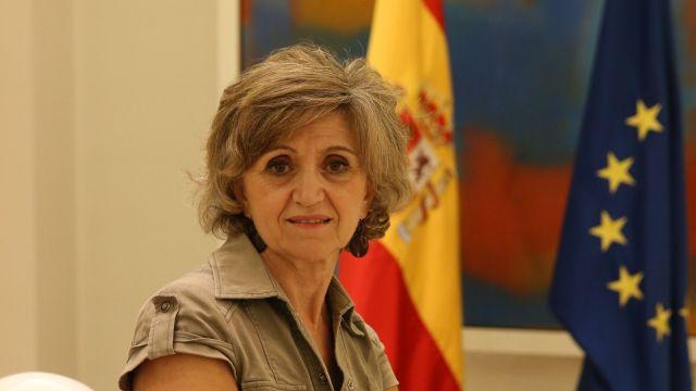 """María Luisa Carcedo: """"Hay que romper el silencio y hablar de suicidio para que deje de ser un problema oculto"""""""