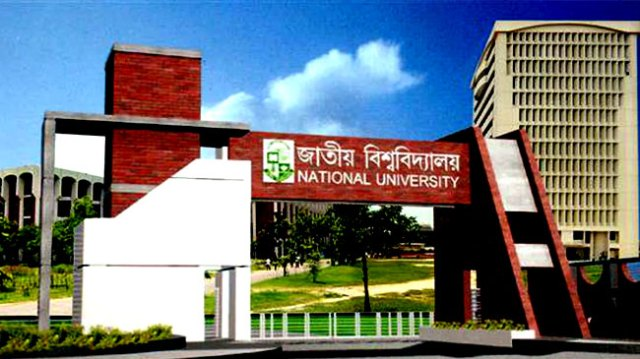 National University Honors Admission Result 2021