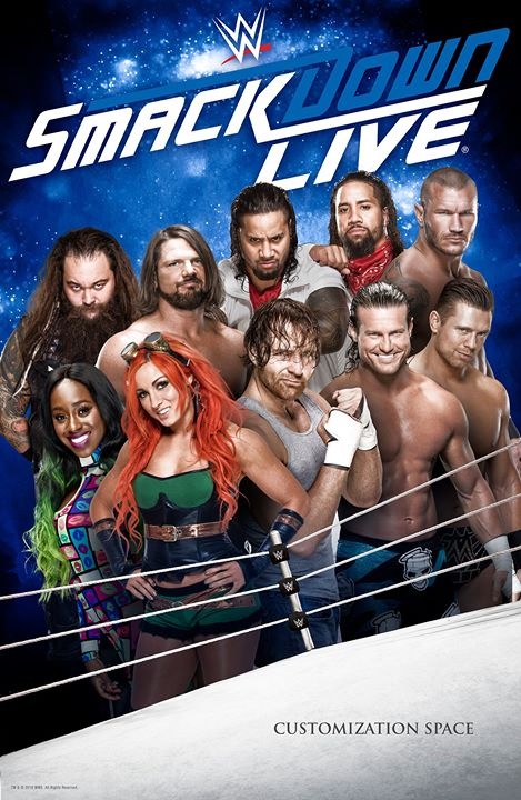 WWE Friday Night Smackdown (30 Oct 2020) Full Show 720p HDRip 1GB
