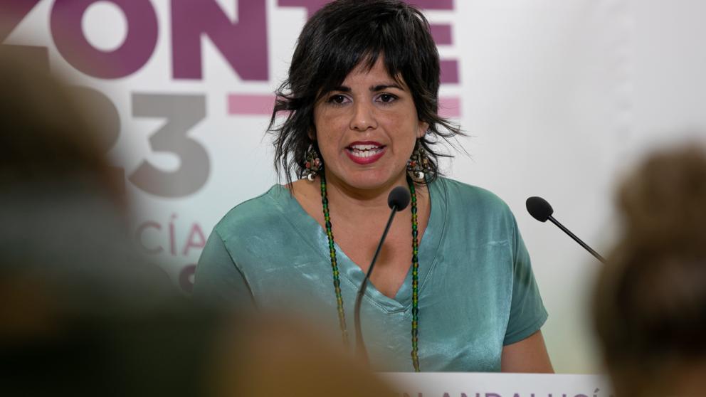 Teresa Rodríguez pide devolver 8.600 euros de dietas cobradas durante su baja maternal