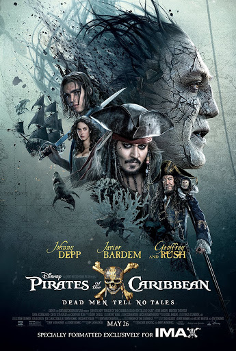 Pirates of the Caribbean Dead Men Tell No Tales (2021) Bengali Dubbed Full Movie 720p HDRip 800MB Download