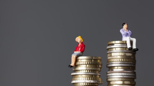 Derribar el muro de la brecha salarial