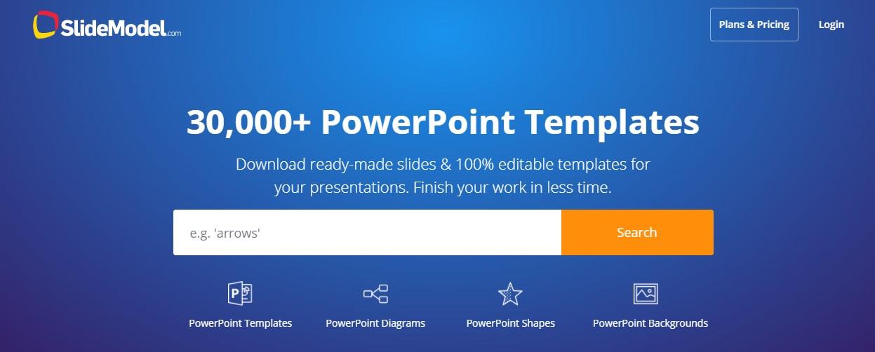 template powerpoint terbaik