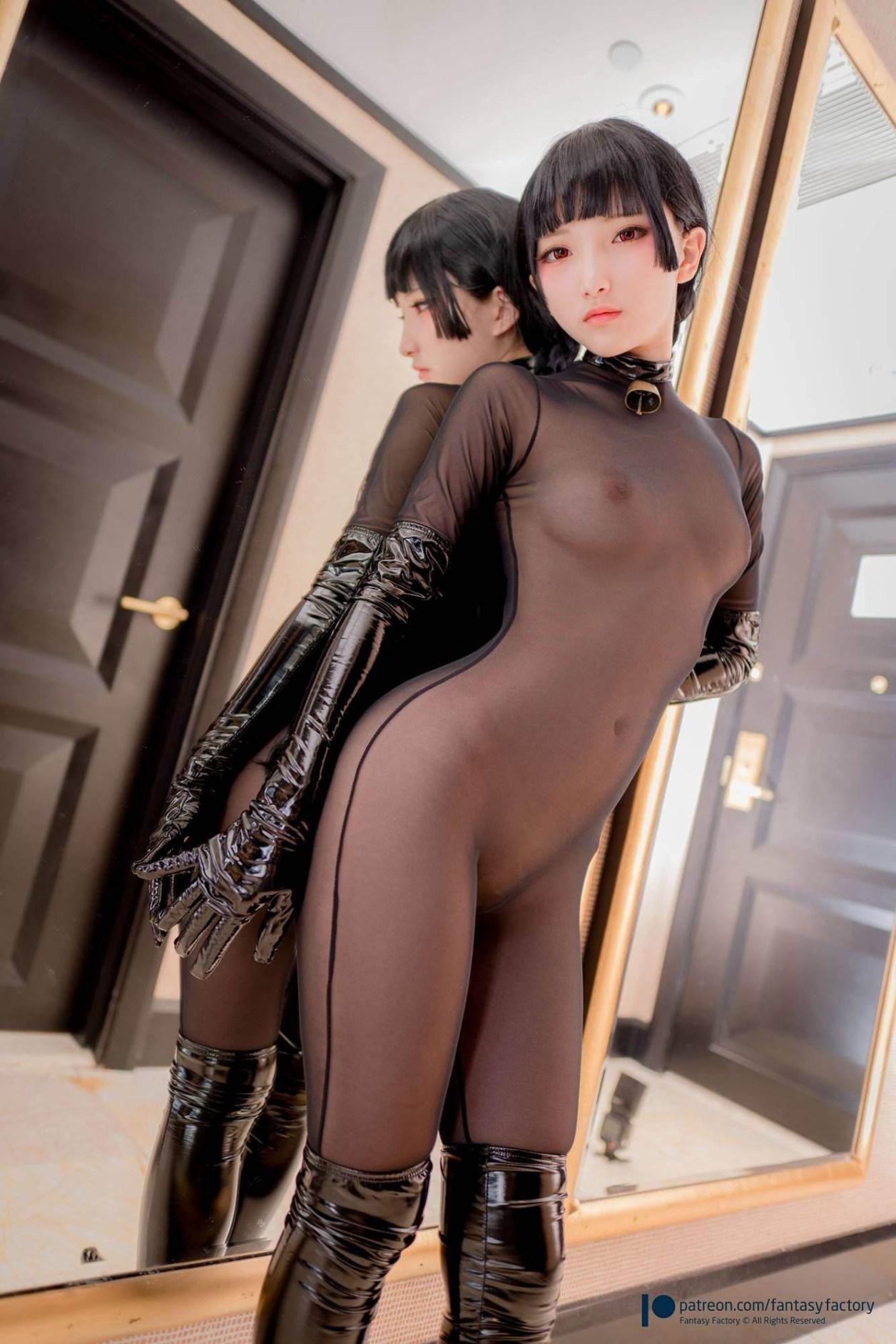 台湾超人気コスプレイヤーのエロ画像 小丁こまち Kochou2tw-006