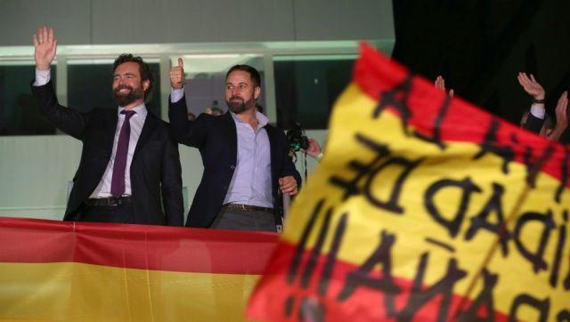 Los votos de Vox y Catalunya, en tres contextos