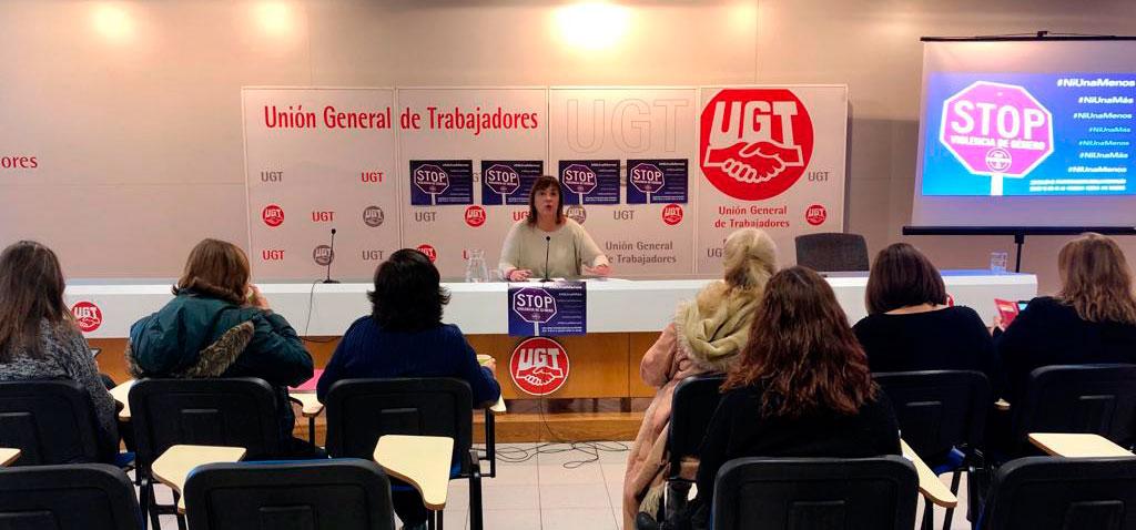 UGT pide un protocolo específico para combatir el ciberacoso laboral
