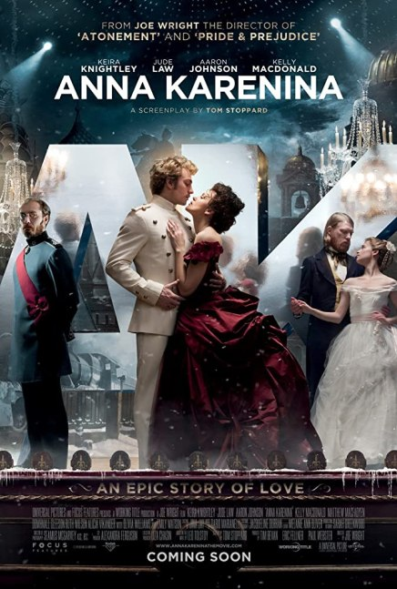Anna Karenina 2012 Hindi ORG Dual Audio 720p BluRay ESubs 1.1GB