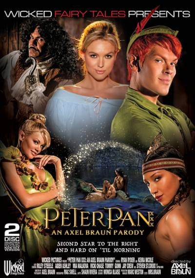 18+ Peter Pan XXX: An Axel Braun Parody 2015 Engliah 720p HDRip 800MB DL