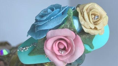 Decoração em 3D online! Pratique o domínio do acrílico. 100% off udemy coupons