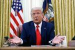 Ditinggal Pemilih, Trump Perpanjangan Bantuan Keuangan untuk Pengangguran AS