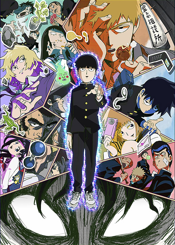Mob Psycho 100 S2 04 Vostfr : psycho, vostfr, Psycho, (S1+S2), [1080p.x265][multisubs:eng,fre][Vostfr]
