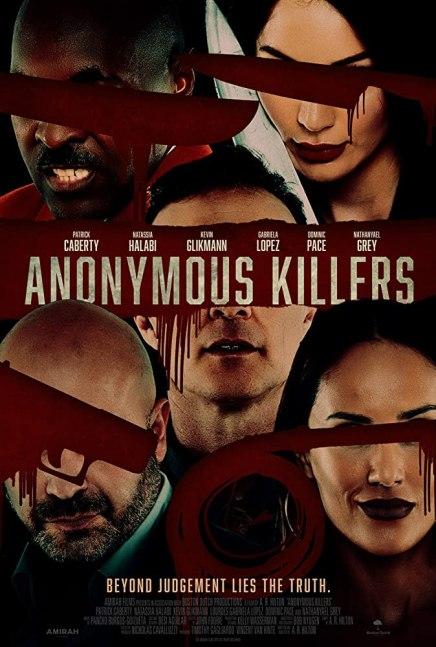 Anonymous Killers 2020 English 720p HDRip ESubs 800MB