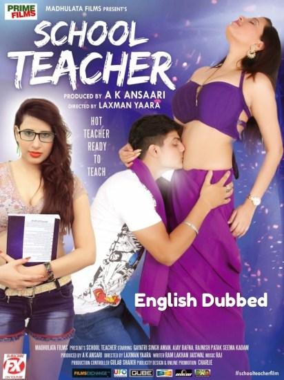 School Teacher (2017) HDRip Indian Hot Movie 720p