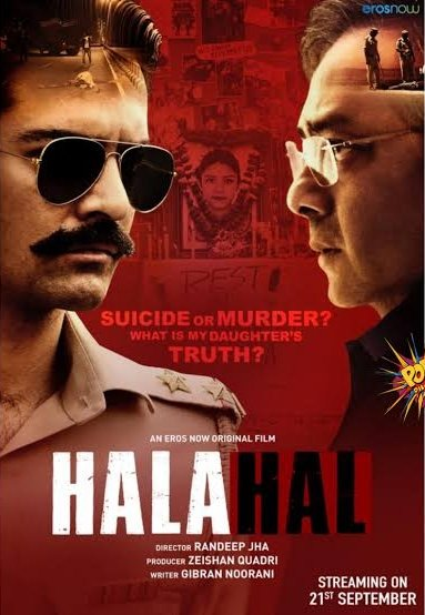 Halahal 2020 Hindi 720p HDRip ESubs 700MB