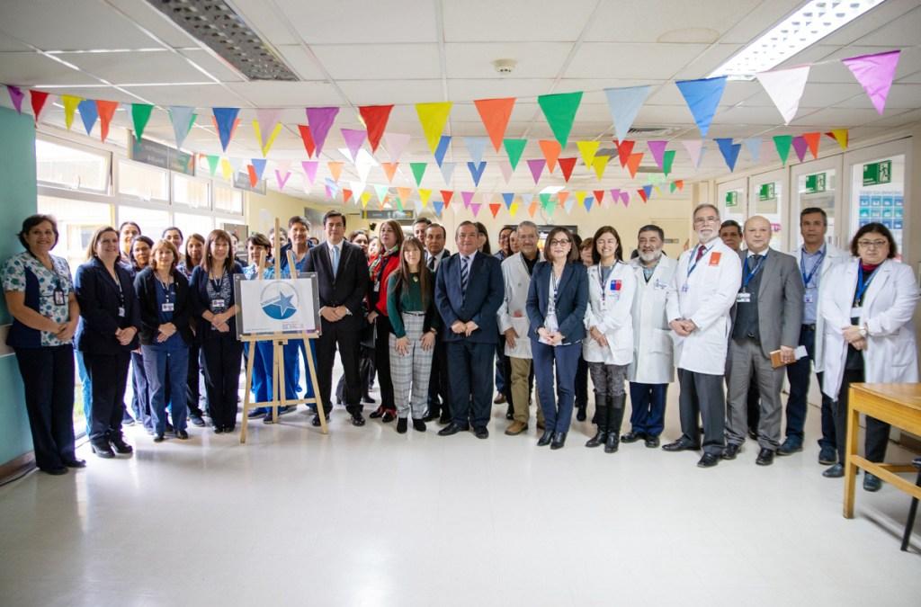 Hospitales de Chillán y San Carlos recibieron la certificación de Reacreditación en Calidad
