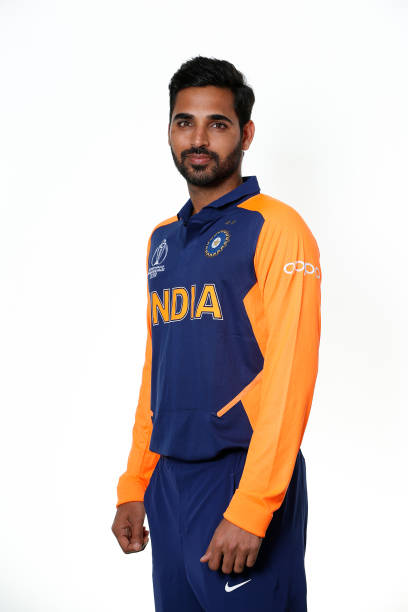 -Bhuvneshwar-Kumar-of-India-poses-for-a-portrait-during-the-ICC-Cricket-Wo