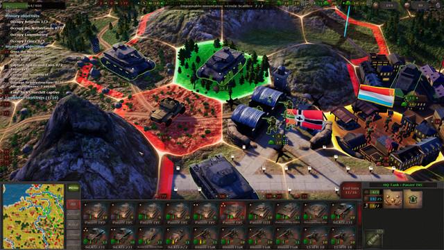 screenshot strategic mind blitzkrieg 1920x1080 2020 05 23 10 - Strategic Mind Blitzkrieg - Download Torrents PC