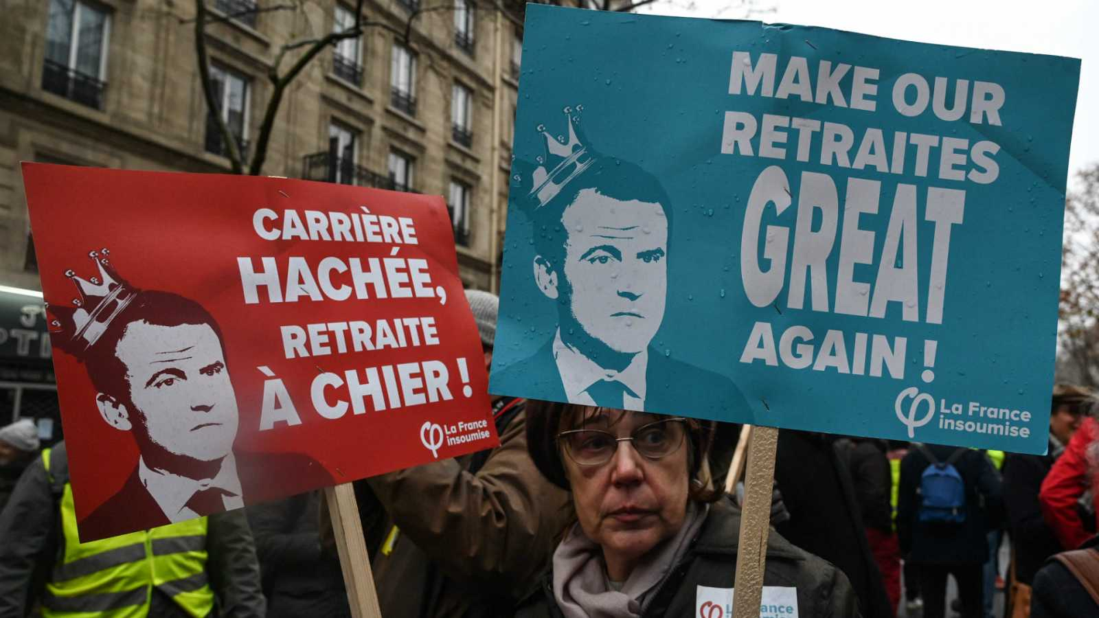 Macron, los privilegios y la desigualdad