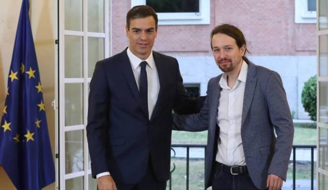 Unidas Podemos es la llave para el Gobierno del PSOE pese a perder una veintena de escaños