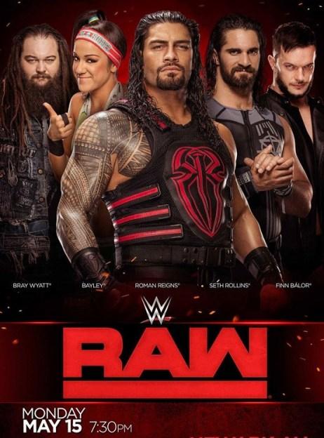 WWE Monday Night Raw (05 Oct 2020) Full Show 720p HDTV 1.4GB