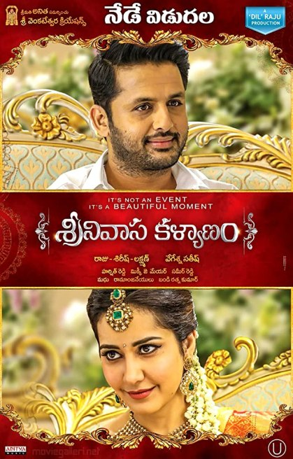 Srinivasa Kalyanam 2020 Hindi Dual Audio 720p UNCUT HDRip 950MB