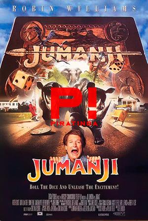 Jumanji (1995) [BDRrip] [1080p] [Latino – Inglés]