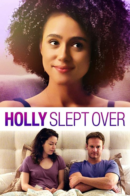 18+ Holly Slept Over 2020 Hindi ORG Dual Audio 720p BluRay ESubs 1GB | 300MB Download