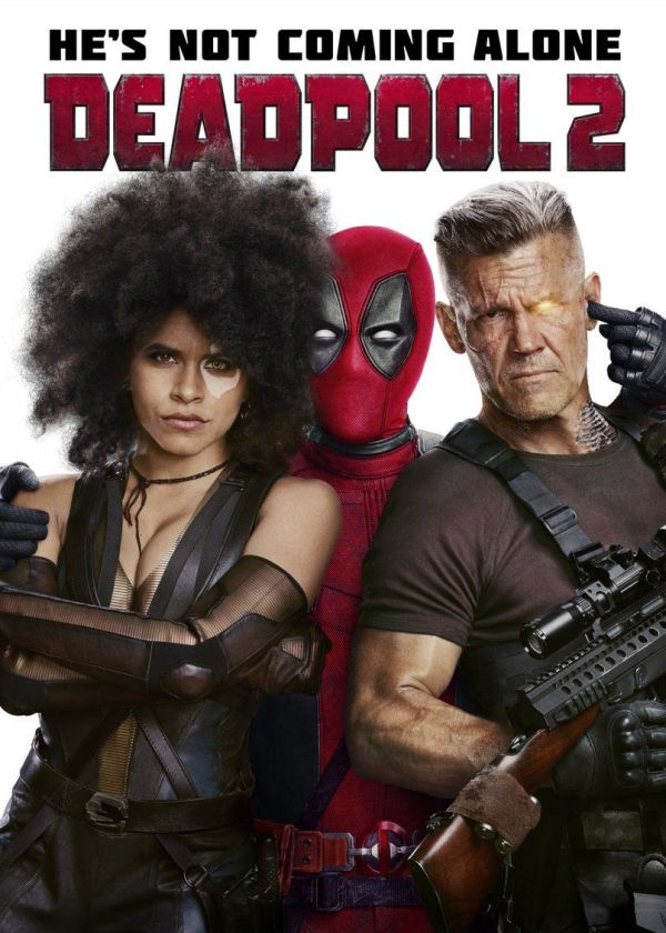 film terbaik 2018 ke 3 deadpool 2