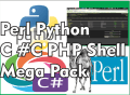 Python Perl PHP and C script hacking mega pack