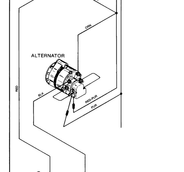 Mercruiser 5.7 Alternator Wiring Diagram For Your Needs