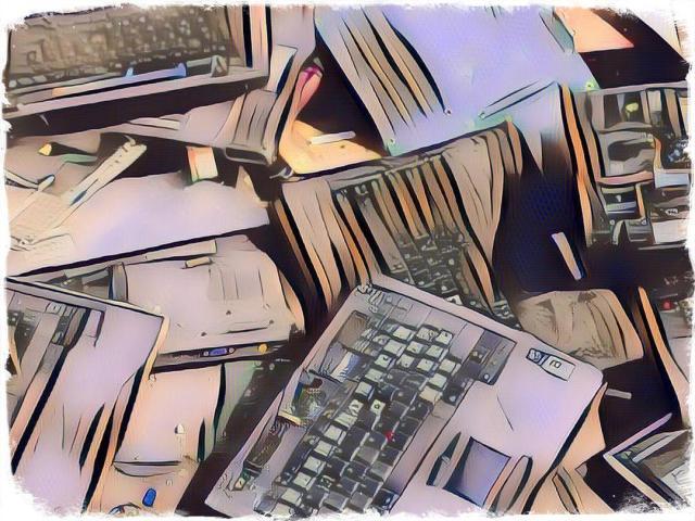 Agujeros en la gestión de la basura electrónica y fugas de exportación ilegal en la UE y España