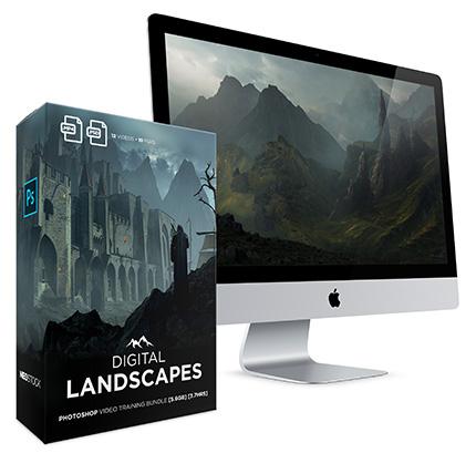 digital landscapes video training sales splash