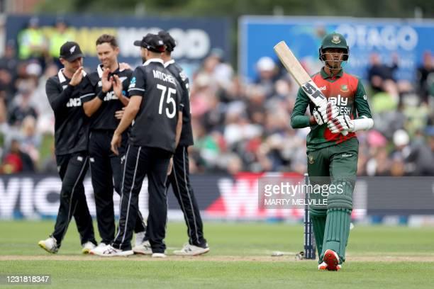 Bangladesh Vs New Zealand Match