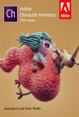 Adobe Character Animator 2020 v3.0.0.276 [x64] [Multilenguaje] [Pre-Activado]