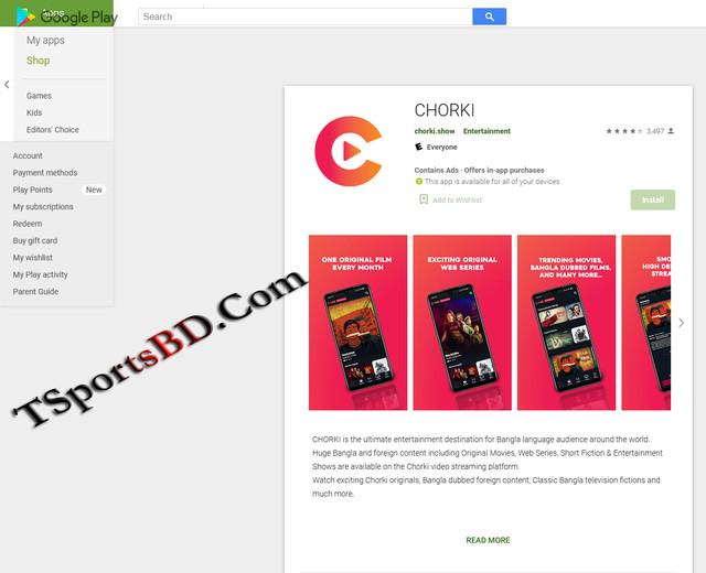 CHORKI-Apps-on-Google-Play