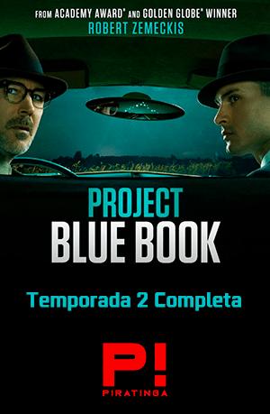 Proyecto Libro Azul Temporada 2 (2019) [BDRip] [1080p] [Latino – Inglés]