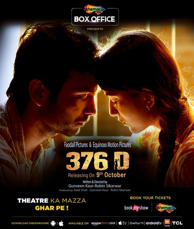 376 D (2020) Hindi Movie 480p HDRip 400MB Watch Online