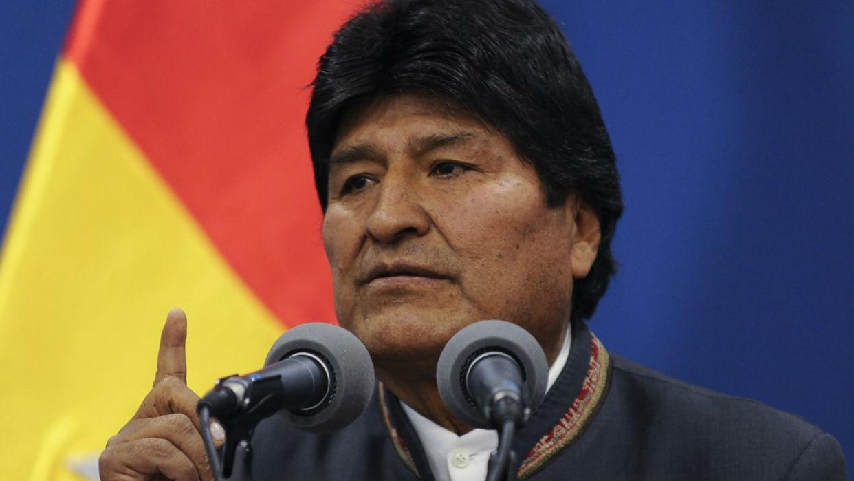 Golpe de Estado en Bolivia: Evo Morales renuncia a la presidencia del país para detener la violencia contra el pueblo