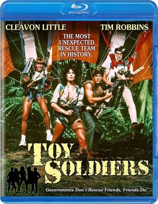 Toy Soldiers 1984 Hindi Dual Audio 720p BluRay ESubs 900MB
