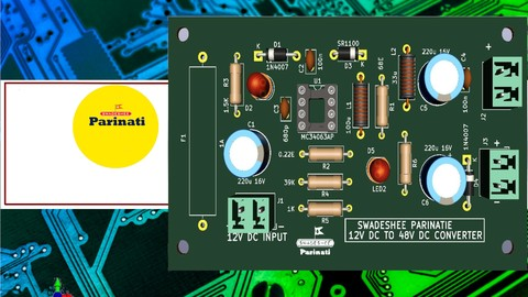PCB Design Using KiCad 5 100% off udemy coupons