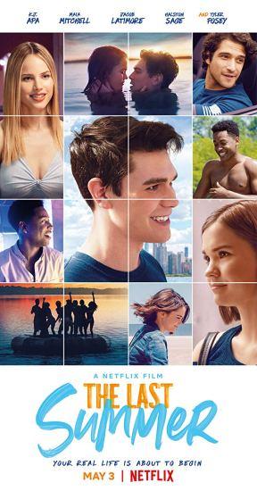The Last Summer (2019) Dual Audio Movie 720p