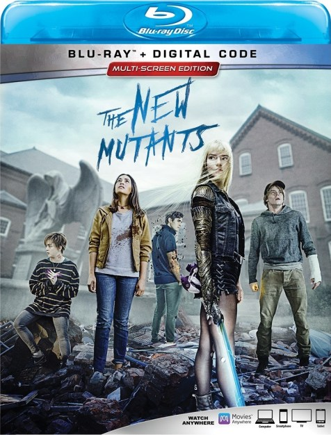 The New Mutants 2020 English Movie 720p BluRay ESub 800MB | 400MB Download
